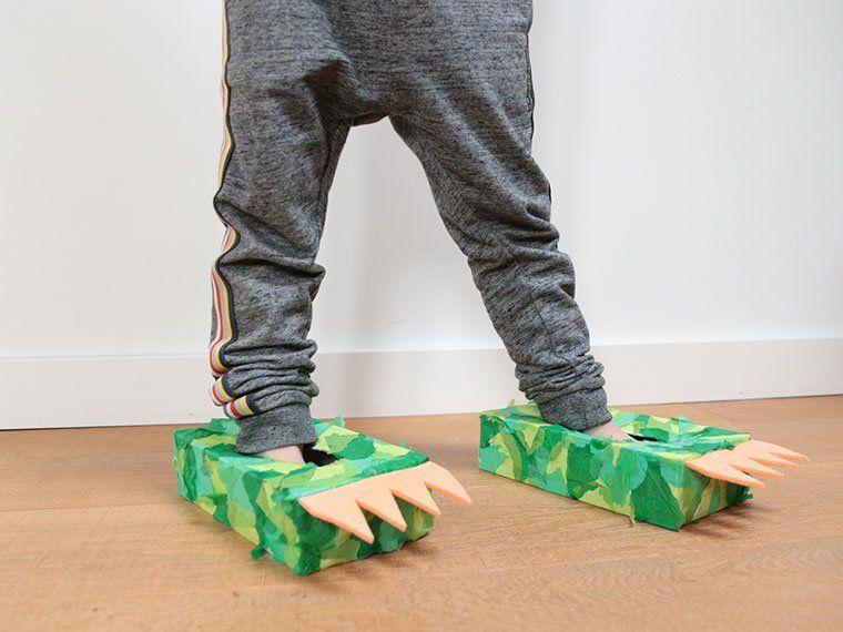 Dino knutselen - De 16 leukste knutsels voor échte dinosaurus fans