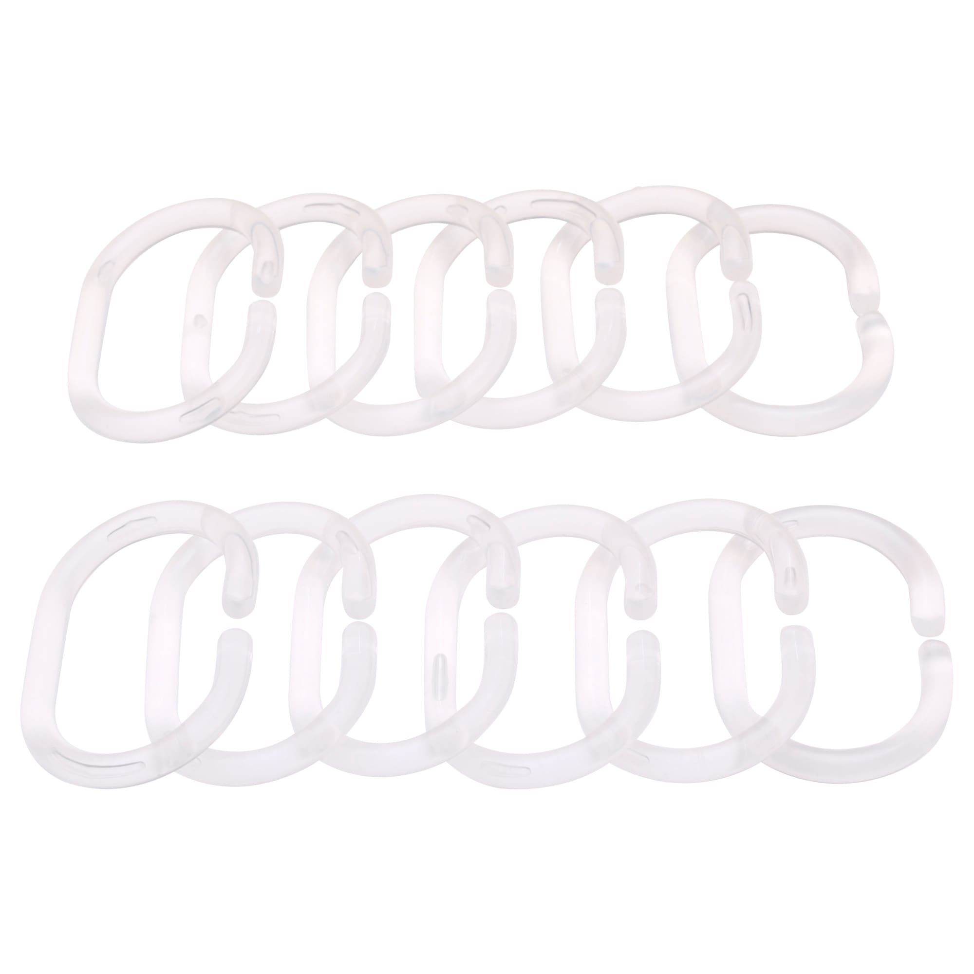 Curtain Rings Ikea Ikea RingsjÖn Shower Curtain Ring Transparent Products