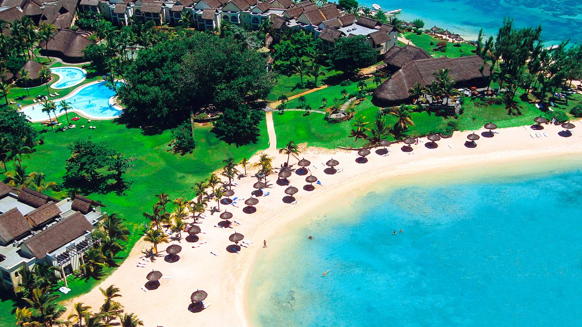 Canonnier Beachcomber Golf Resort Spa 4 Fun Family Beach Holiday Mauritius Hotels Best Family Resorts Mauritius Island