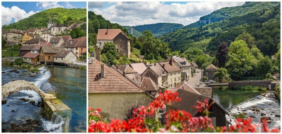 Franche Comte A La Decouverte De La Vallee De La Loue Idee Vacances France Franche Comte Et Idee Vacances