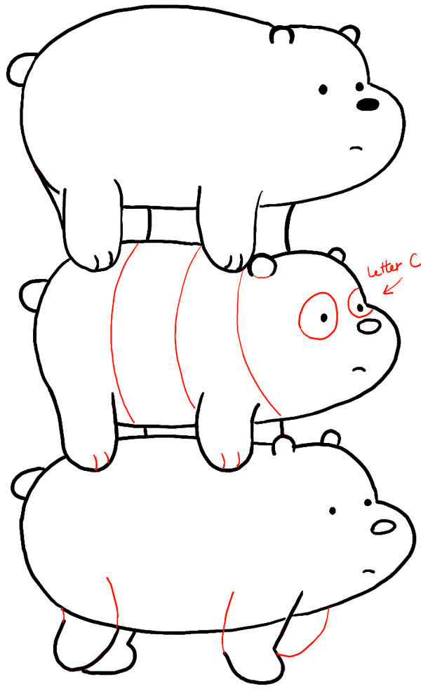 We Bare Bear Comic