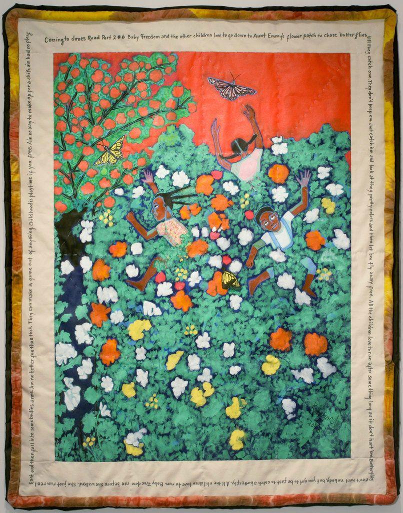 200e91c5 Meet a Fabulous Fiber Artist: Faith Ringgold | Art Quilts and Fiber ...