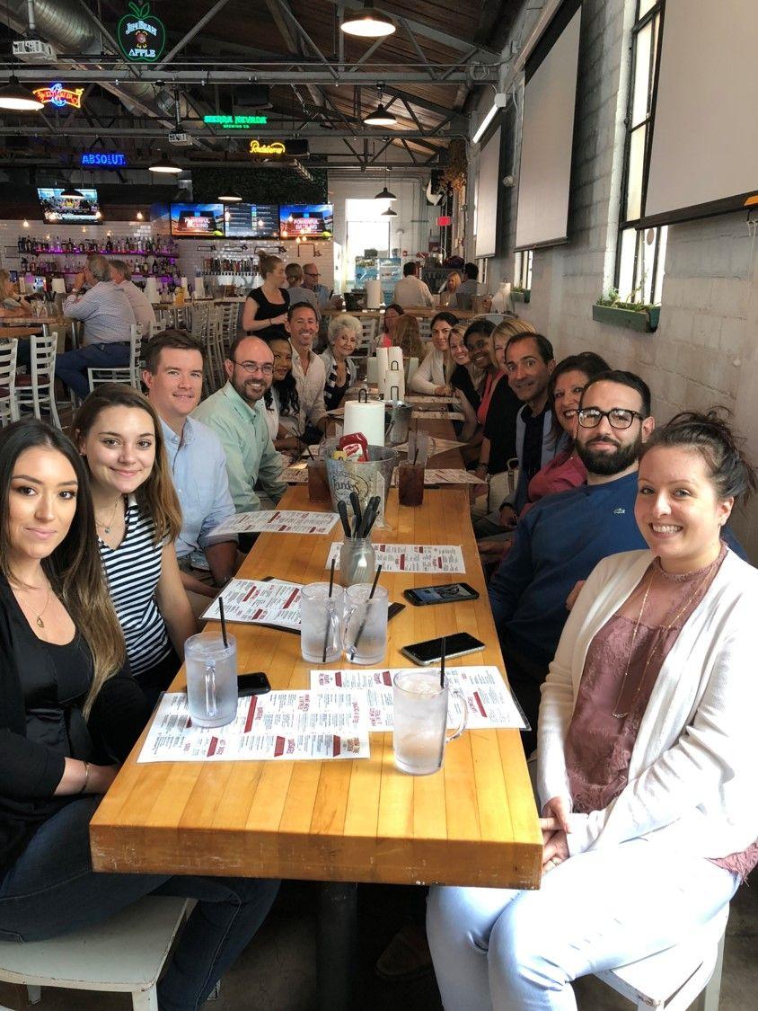 Mg staff appreciation luncheon june 2018 staff