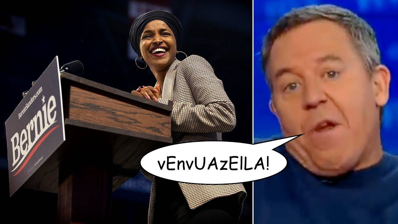 Fox News Reacts To Bernie S Rally With Ilhan Omar Venezuela