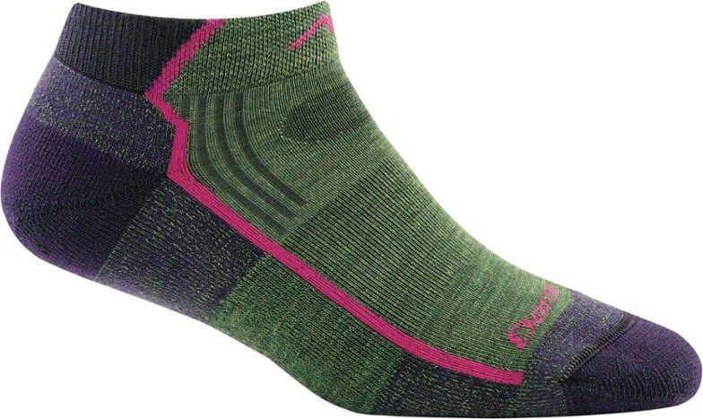 Darn tough hiker noshow light cushion socks womens
