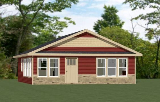 28x32 House 28X32H3G Pinterest – 28X32 Garage Plans
