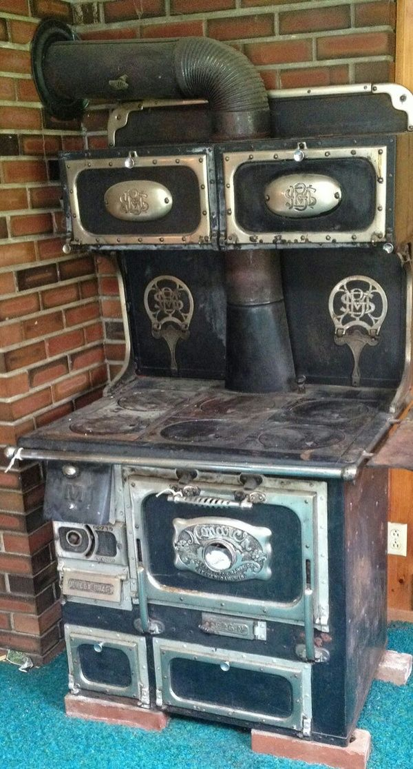 1920's Monarch iron stove