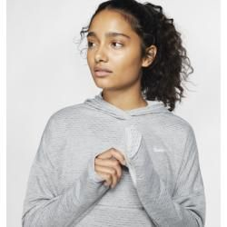 Photo of Nike Therma Sphere Women's Running Hoodie – Gray Nike