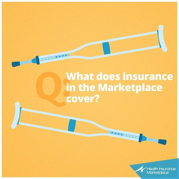 What does Marketplace health insurance cover? # ...