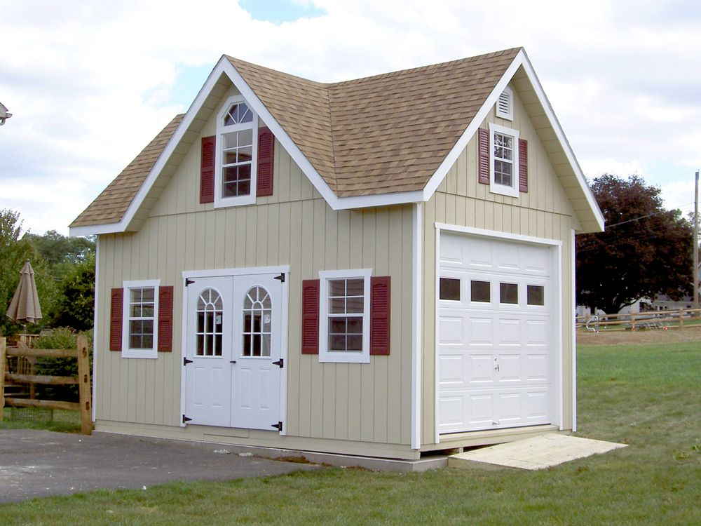 Custom 2 story shed google search lake house for Two story shed house