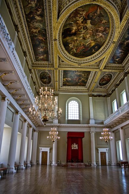 Banqueting House Whitehall British Isles 1 Pinterest Palace