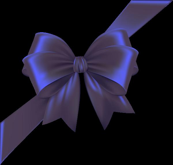 Corner Bow With Ribbon Purple Transparent Image Bows Ribbon Bows Free Clip Art
