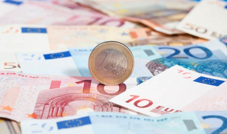 Pound Euro Exchange Rate Gbp Muted As Uk Factory Activity Slows