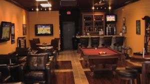 The Man Cave Cigar Lounge Houston Bars For Home Cigar
