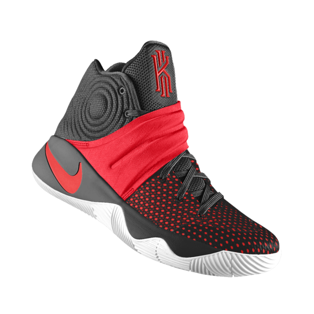 Kyrie 2 iD Kids\u0027 Basketball Shoe