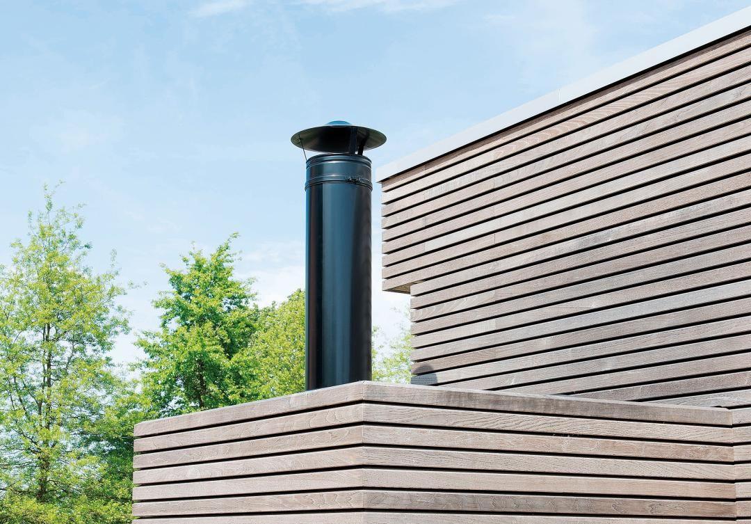 Moderne bijgebouwen in hout livinlodge pure arhitecture
