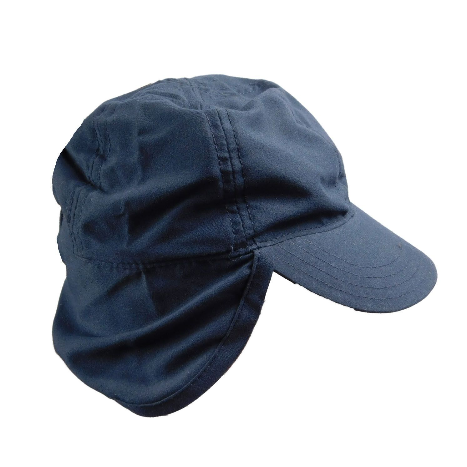 Scala Kids Microfiber Flap Cap  1d5be5c887d7