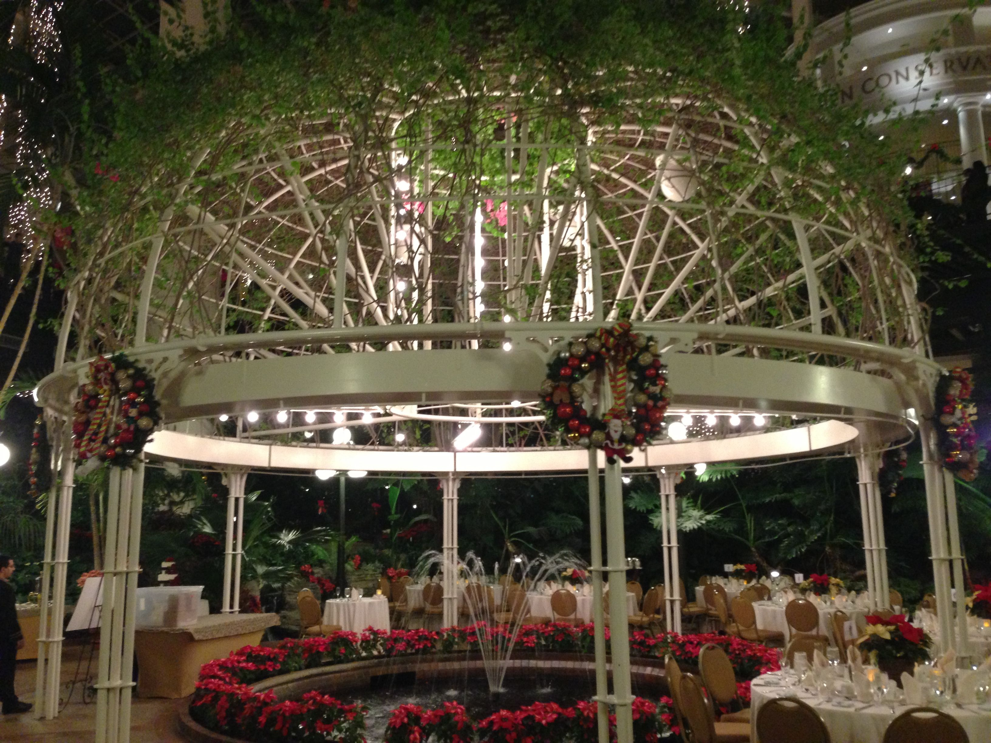 Crystal Gazebo Opryland Hotel