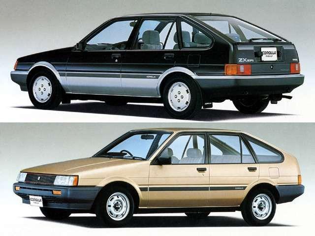 Toyota 1980 Ye トヨタカローラ 改造車 トヨタ