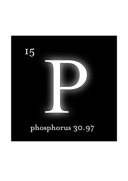 Phosphorus Is A Nonmetallic Chemical Element With Symbol P And The
