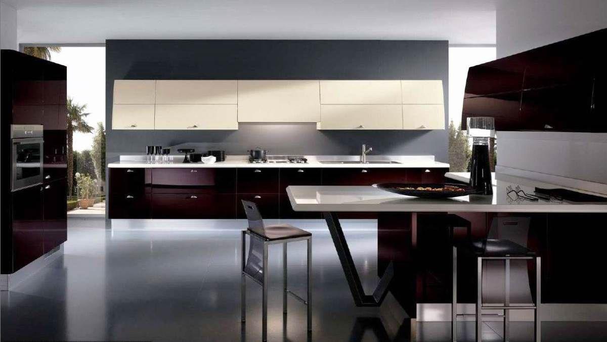 Nice Modern Kitchen Ideas 2014 Part - 1: Modern Kitchen Decor 2014