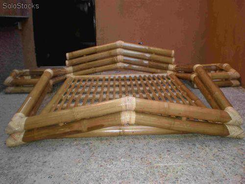 Tiempo de entrega 3 d as fuera de stock camas en bambu - Tiempo en camas ...