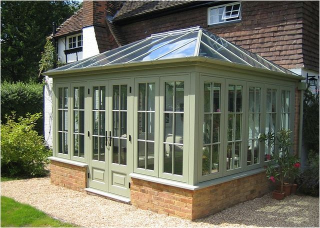 Hipped Roof Conservatory 4239 Conservatory Extension