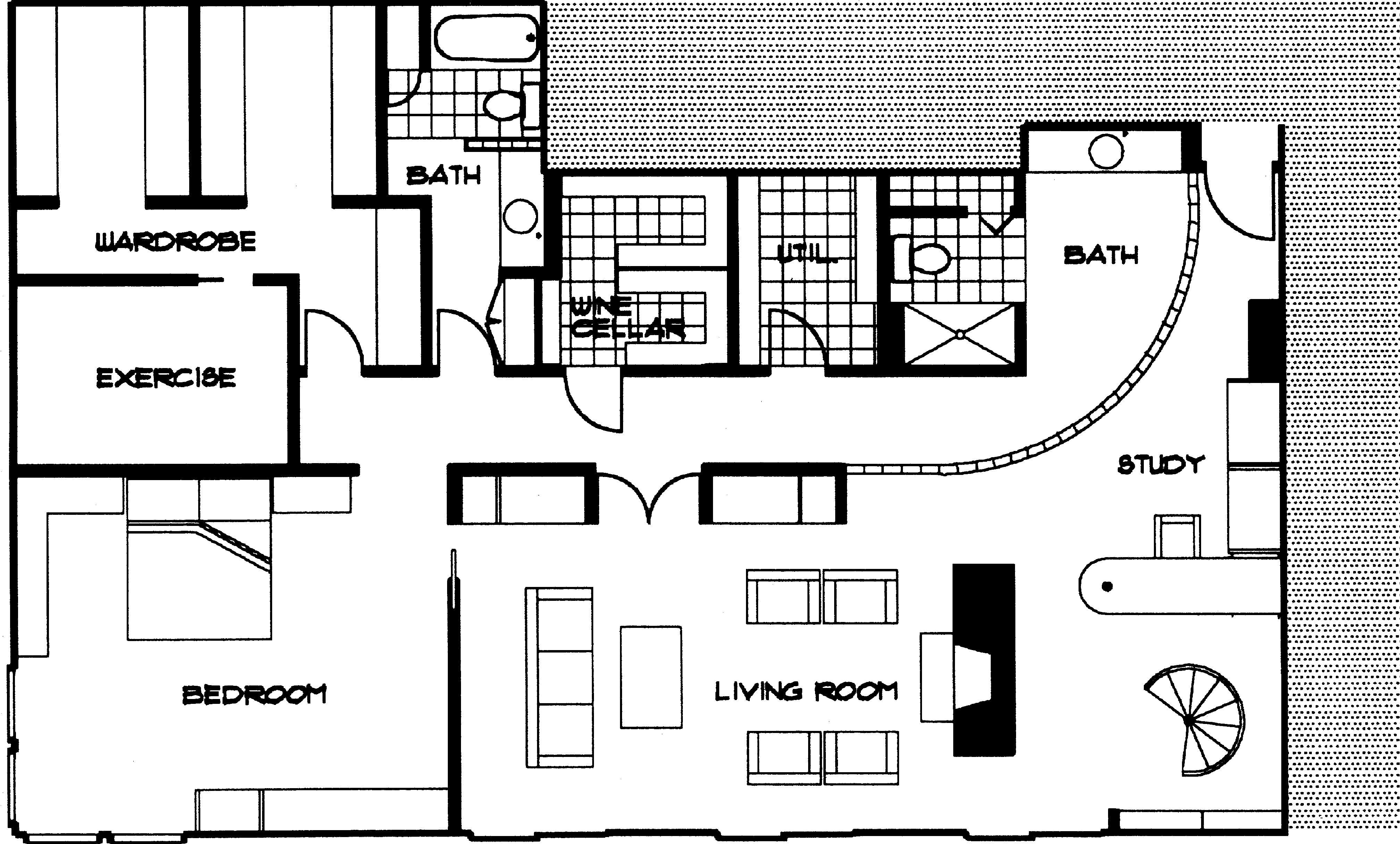 Master Suite Floor Plan. Master suite floor plan, Floor