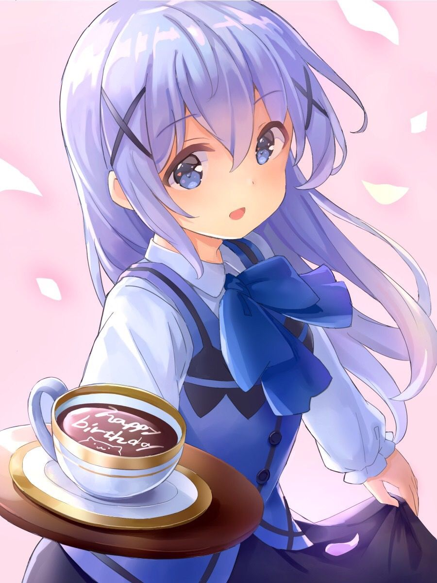 Картинки аниме пьют чай
