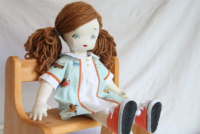 bybido: A Doll for My Niece