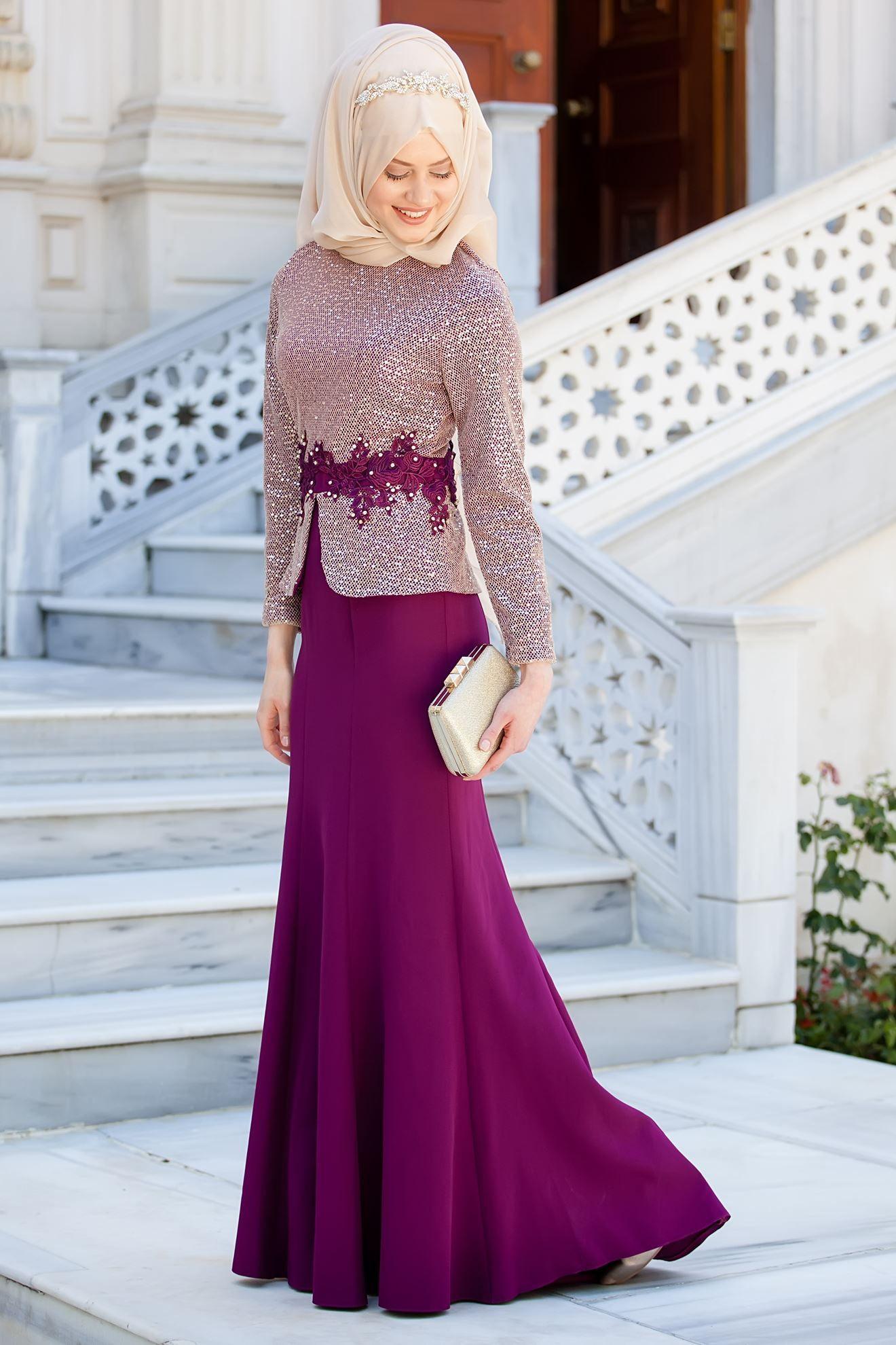 Pullu Tesettur Balik Abiye Modelleri Elbise Modelleri Elbise Moda Stilleri