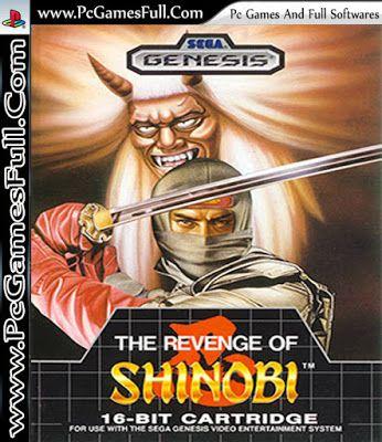 Shinobi sega game free download