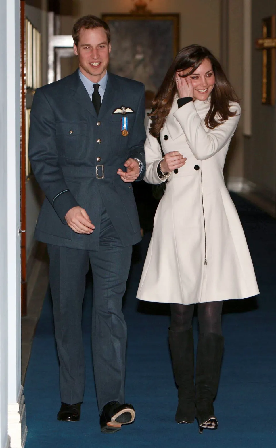March 2008 In 2020 Kate Middleton Reiss Coat Kate Middleton Style