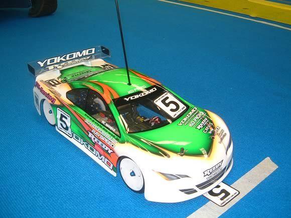 david spashett | LRP Touring Car Masters in Eppelheim (D) vom 22.-24. April 2004