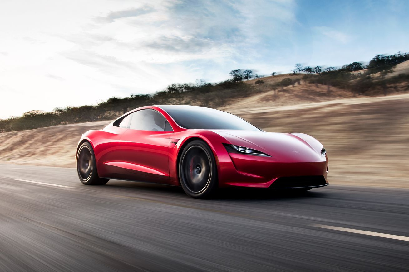 Tesla S New Second Generation Roadster Would Be The Fastest Production Car Ever Made Tesla Sports Car Tesla Roadster Roadsters