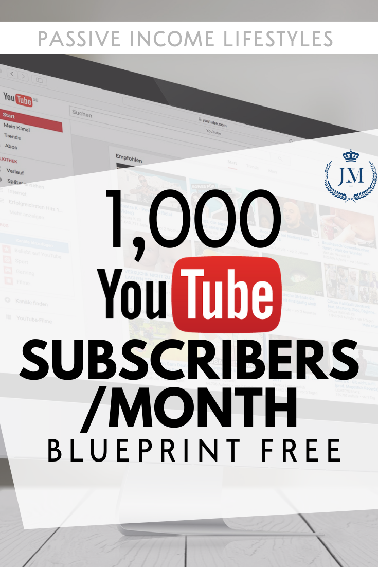 1000 Youtube Subscribers Per Month How To Grow On Youtube How To Increase Youtube Subsc Youtube Marketing Strategy Youtube Channel Ideas Youtube Subscribers
