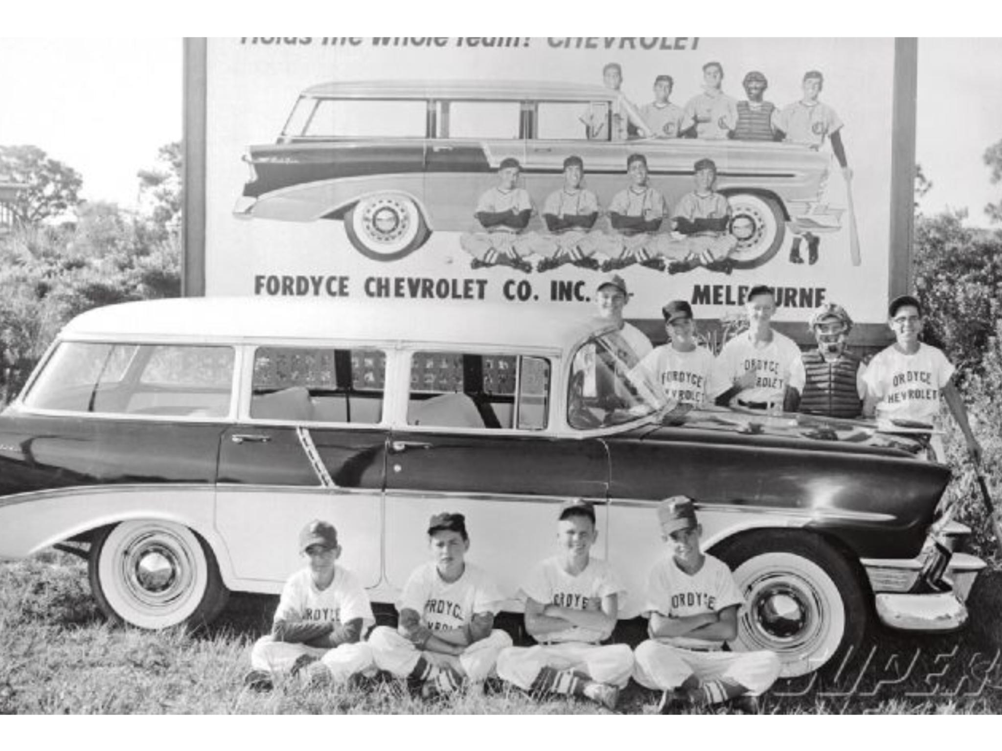 Fordyce Chevrolet Co Inc Dealership Melbourne Florida
