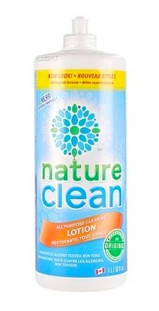 Nature Clean All Purpose Cleaning Lotion Cleaning Natural