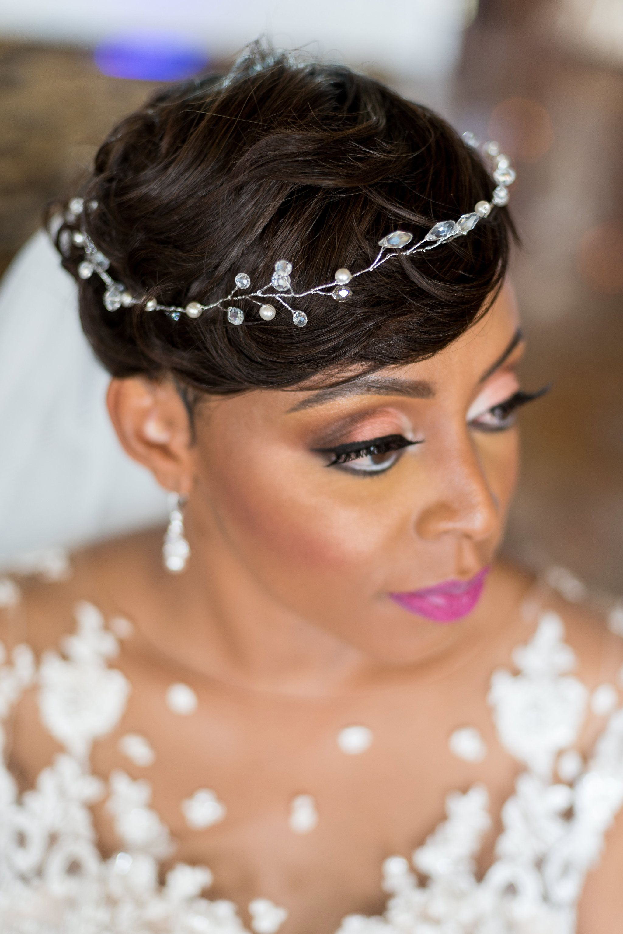 Wedding Hair And Makeup For Black Women How To Choose Your Beauty