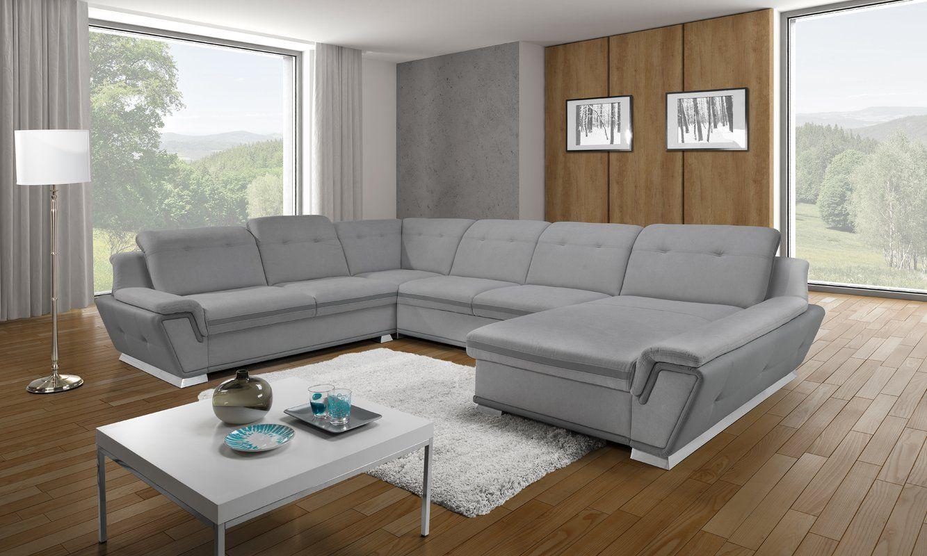 Donecia Sleeper Sectional Sectional Sleeper Sofa Sofa Bed
