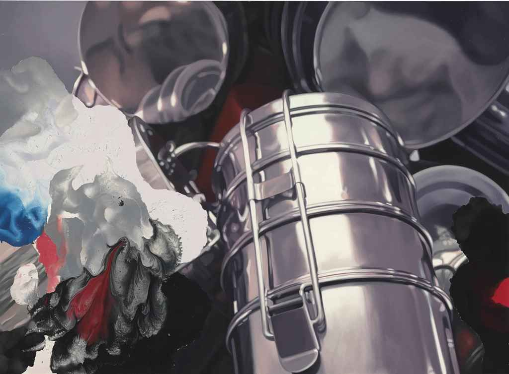 Subodh Gupta (B. 1964) Untitled | Indian artist, Artist