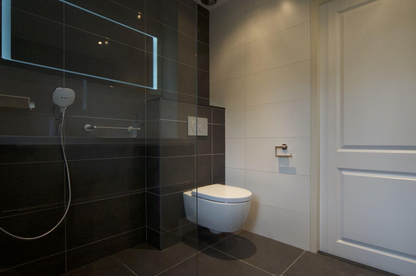 referentie landelijk. Tot in de puntjes afgewerkt bij deze badkamer ...