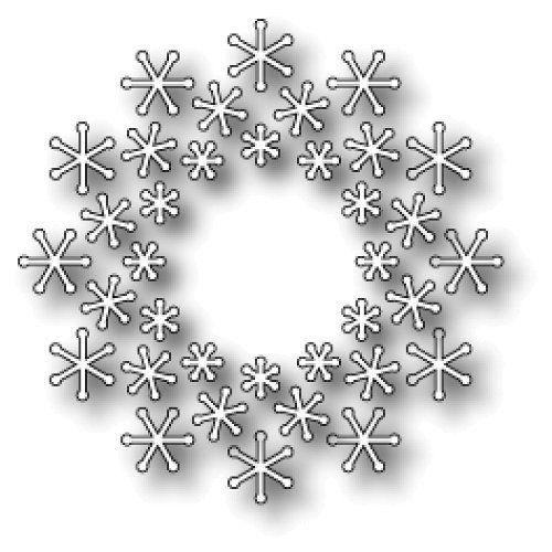 Memory Box Snowflake Burst