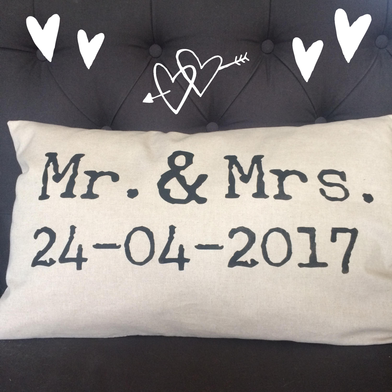 Kado Bruiloft cadeau huwelijk www.just-m.nl