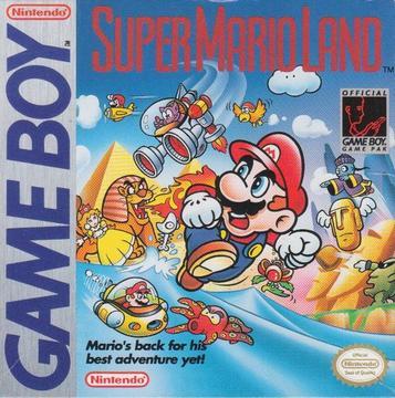 Super Mario Land Jue V1 1 Rom Gb Game Download Roms Super Mario Land Gameboy Super Mario