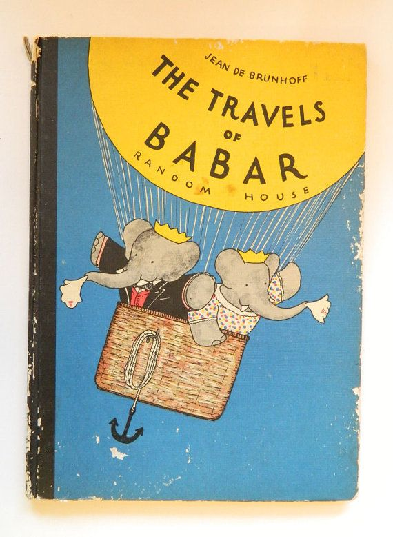 Jean De Brunhoff / The Story of Babar the Little Elephant