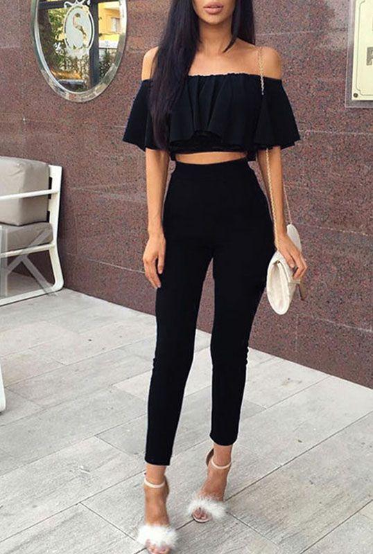 Resultat d'imatges de ropa elegante tumblr mujer