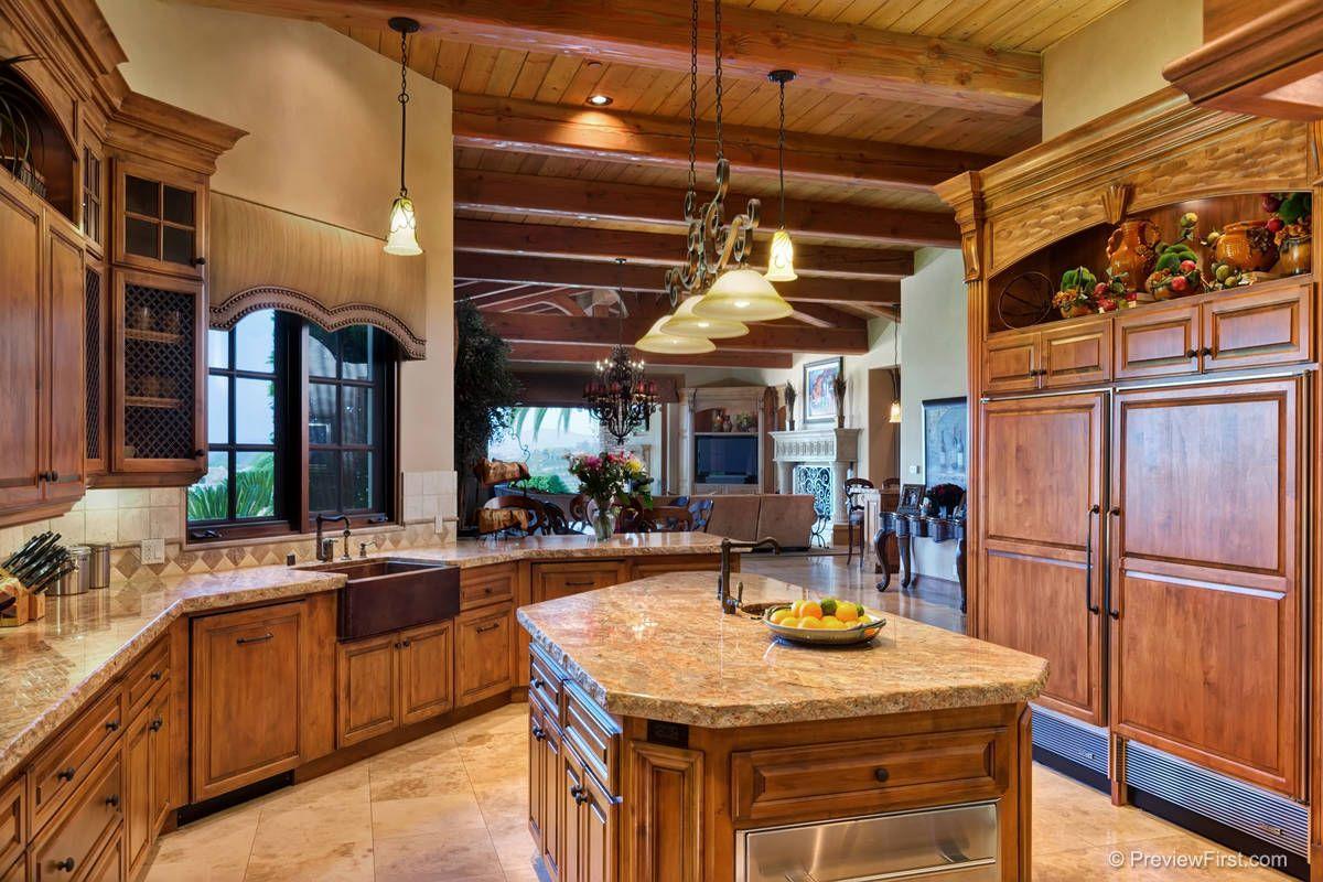 Rancho Santa Fe Luxury Real Estate Elegant Kitchens Kitchen Decor Kitchen Projects