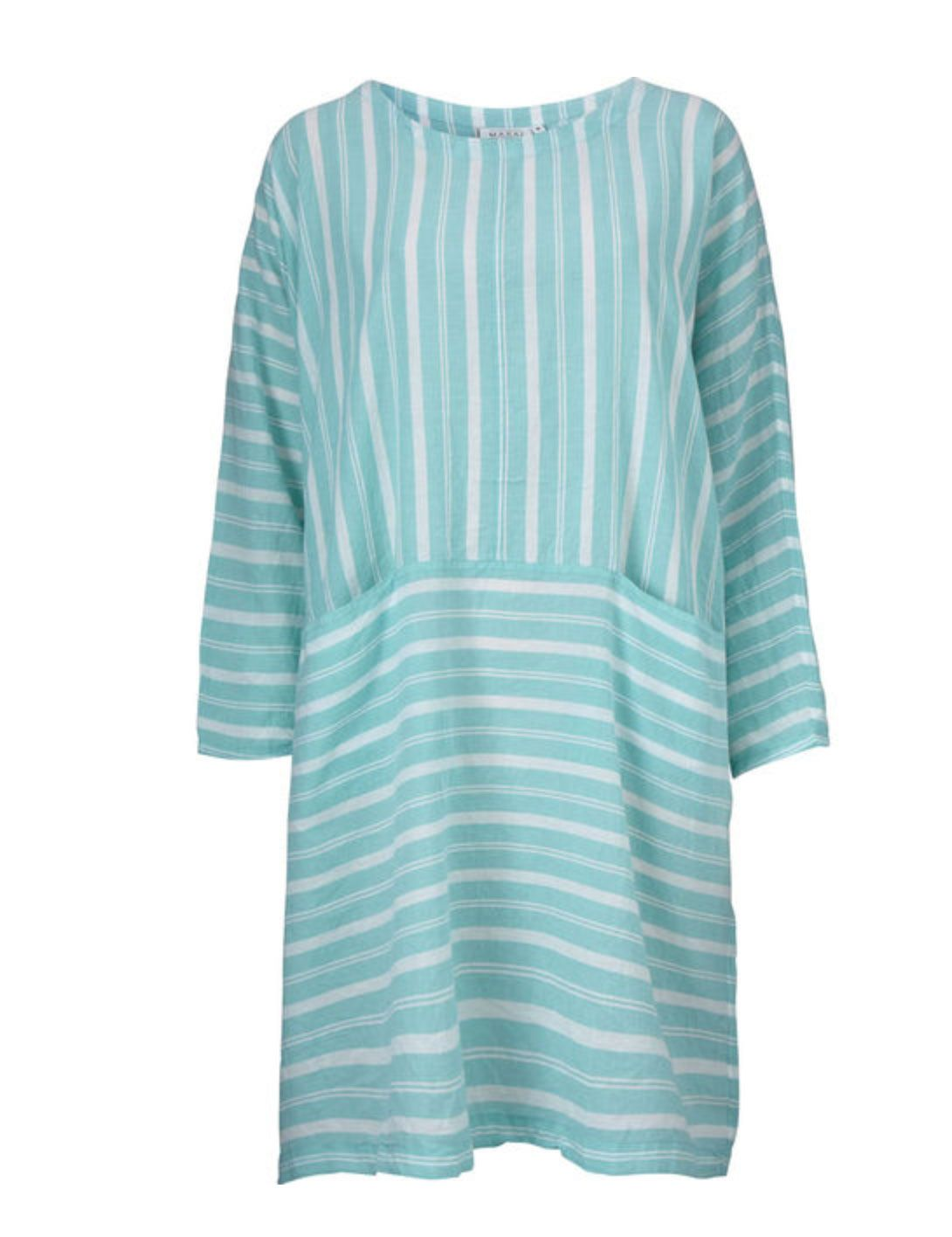 f769345da4b Masai Gylis Tunic - Aqua | Masai Clothing Company at Bijoux & Willow ...