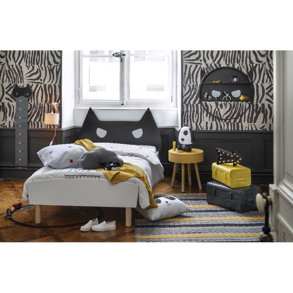 Soldes 2020 Etagere Murale Ully Noire Decoration Chambre Enfant Meuble Enfant Meuble Gifi Decoration Chambre Enfant Meuble Gifi Parement Mural